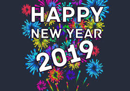 happy new year 2019 a